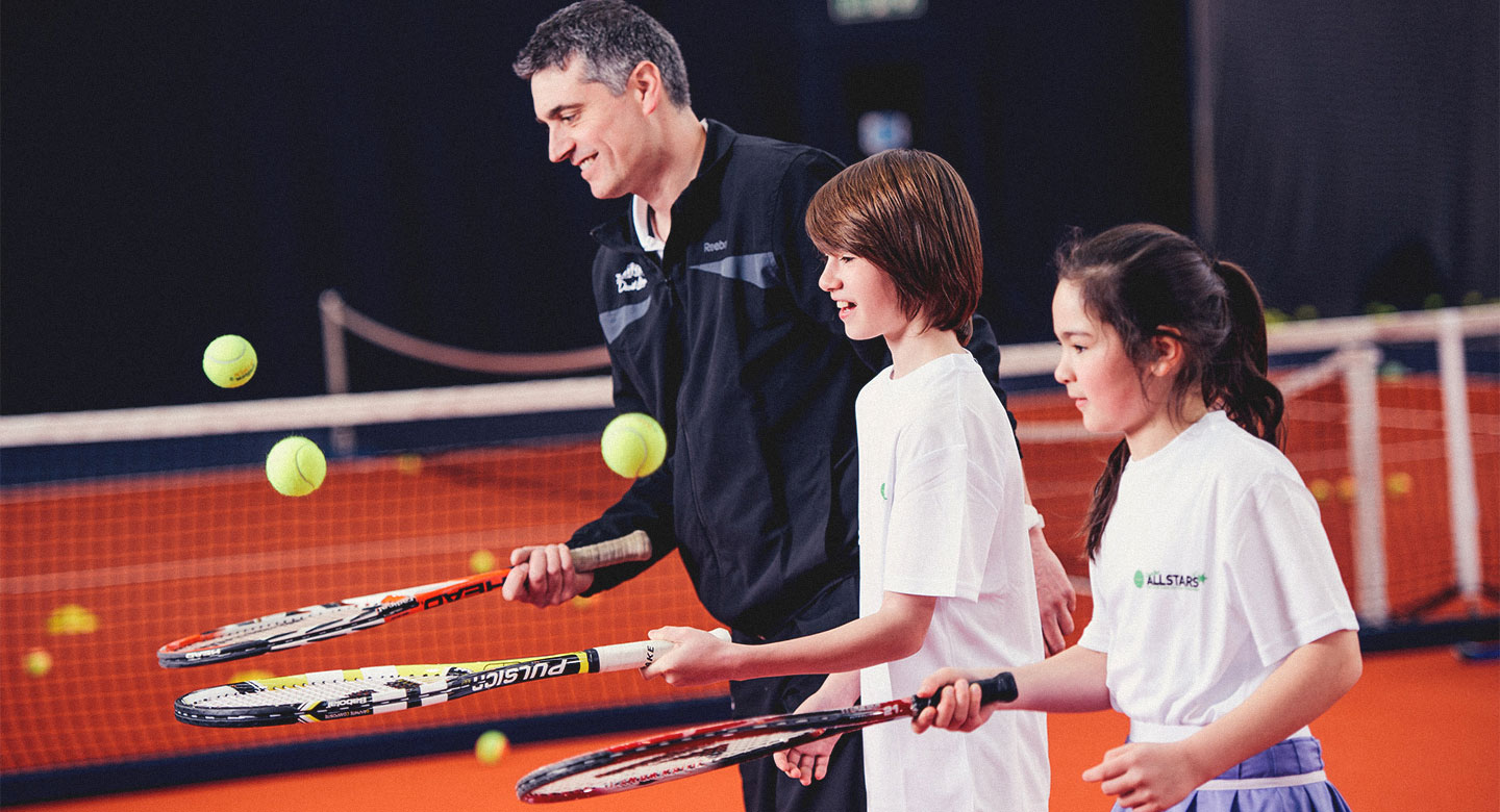 David Lloyd Clubs Allstars Tennis