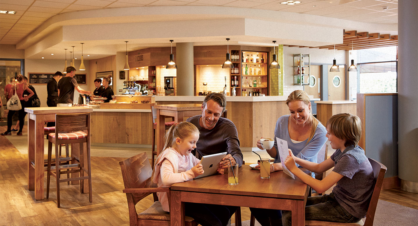 David Lloyd Clubs DLicious cafebar