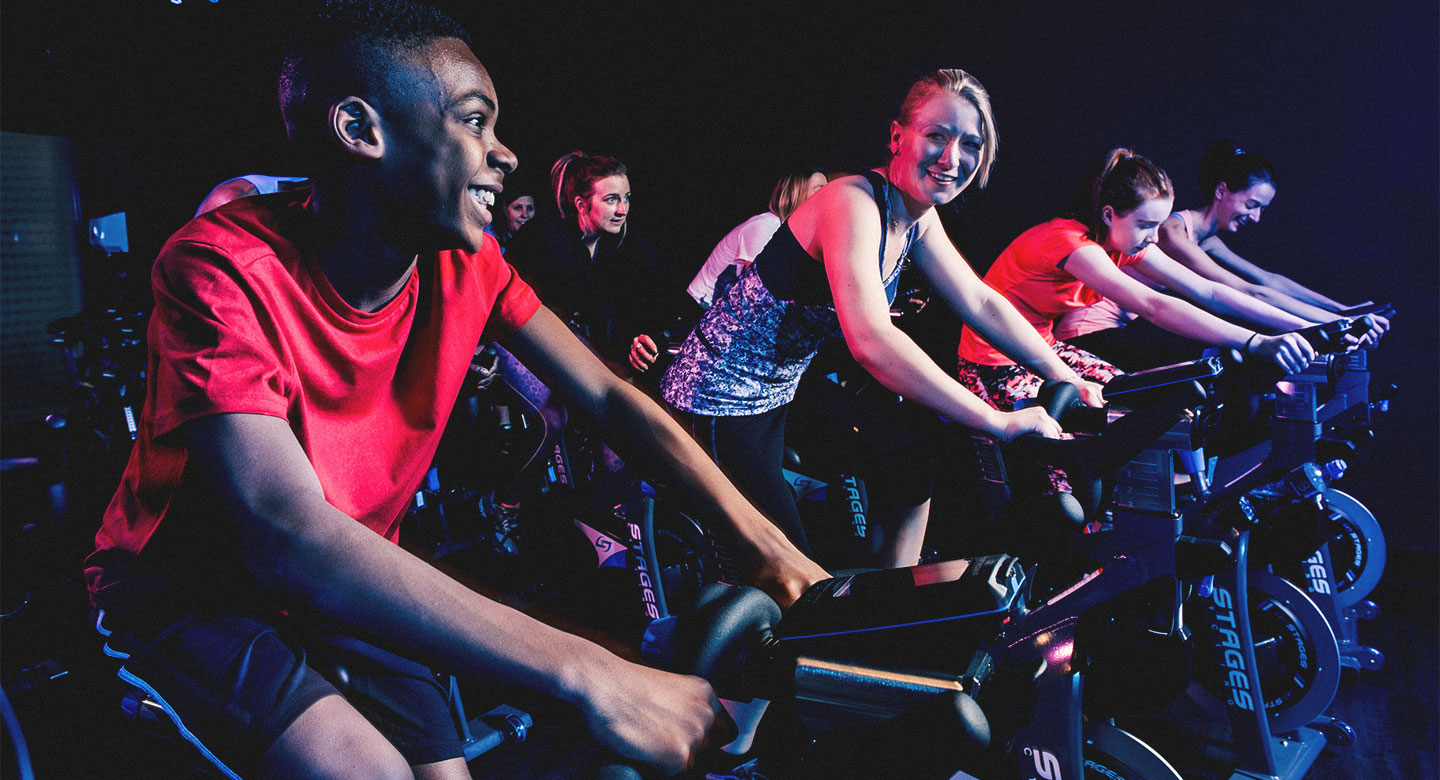 David Lloyd Clubs Group Cycling