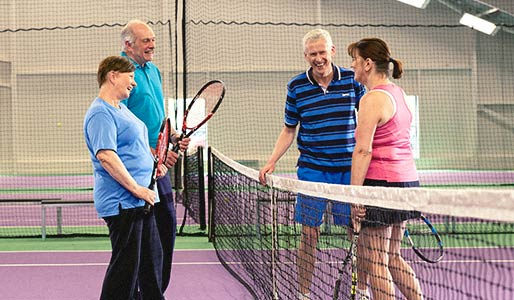 David Lloyd Clubs Tennis
