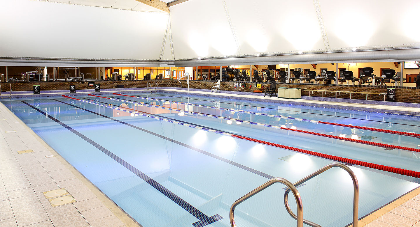 David Lloyd Birmingham indoor pool