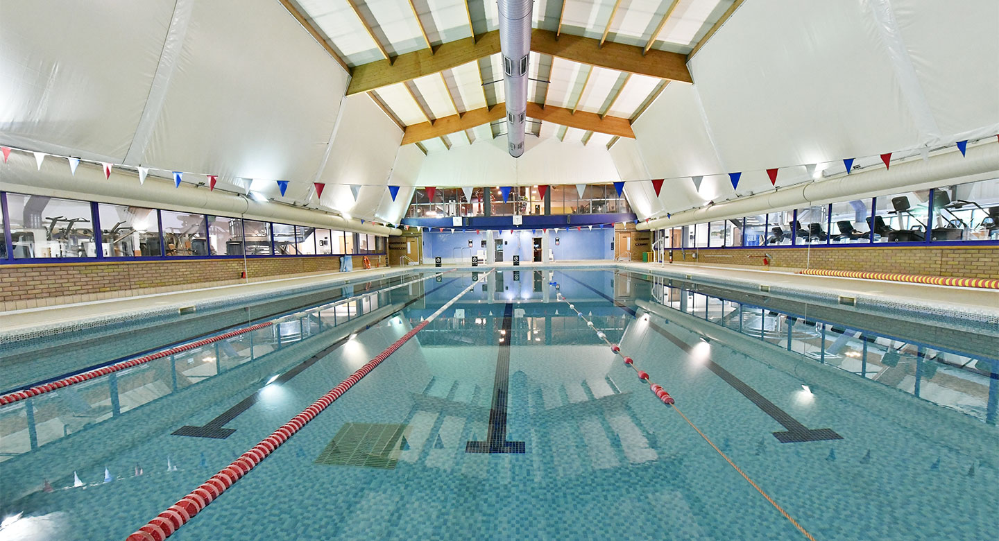 David Lloyd Bristol Long Ashton indoor pool