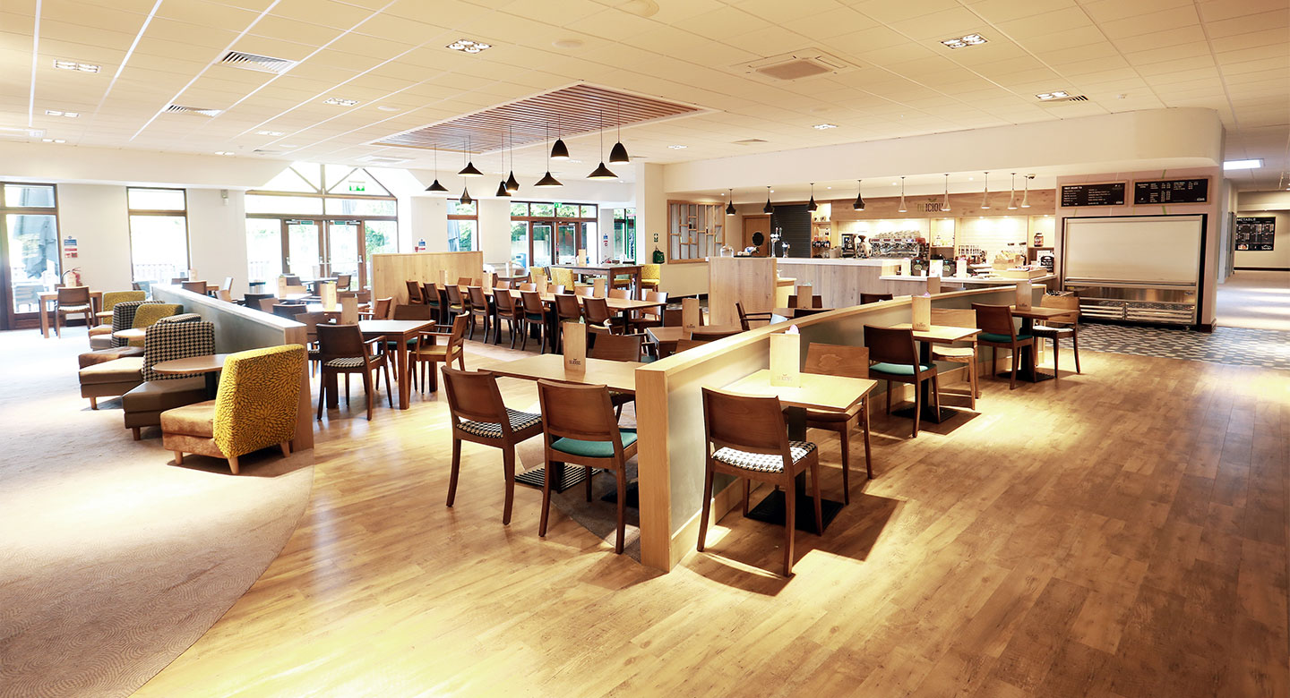 David Lloyd Cheshire Oaks cafebar
