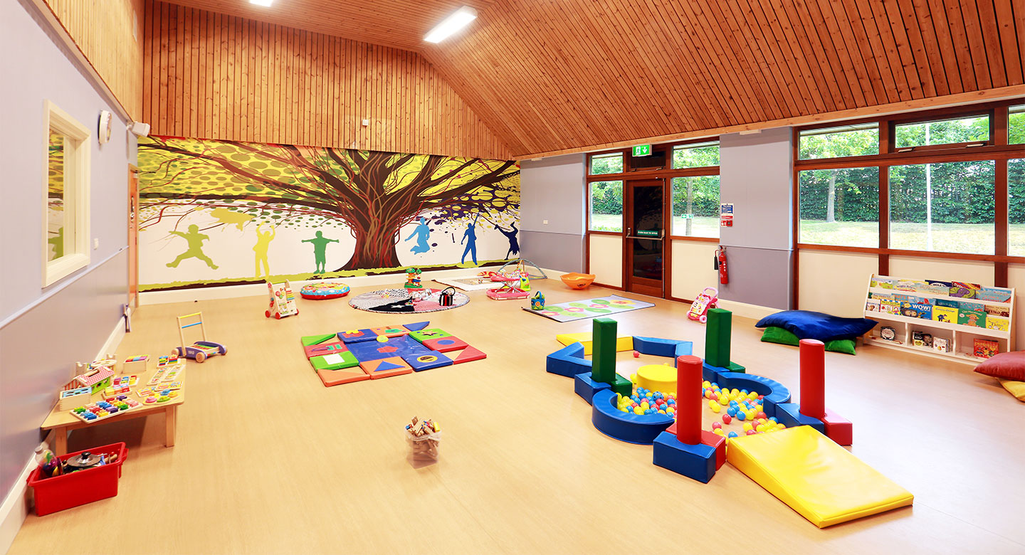 David Lloyd Cheshire Oaks DL Kids area