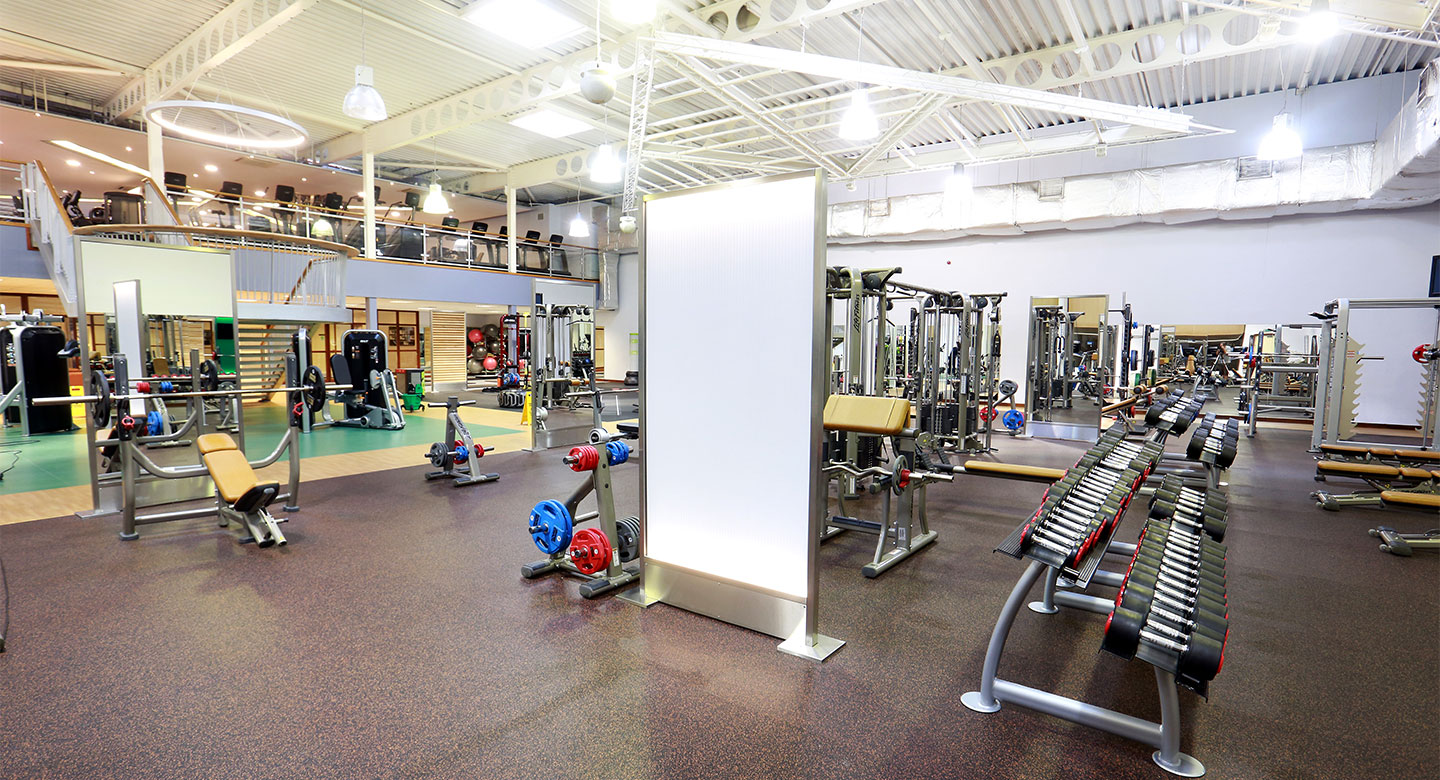 David Lloyd Cheshire Oaks gym
