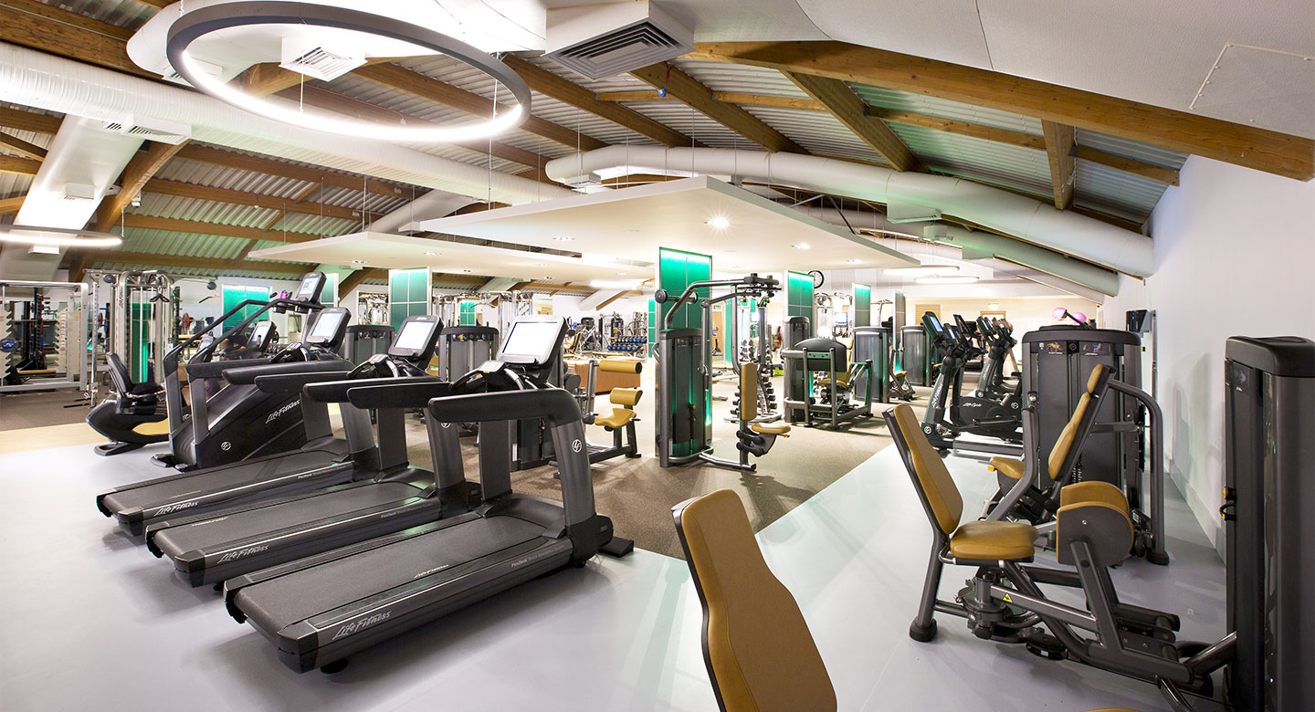 David Lloyd Chigwell gym