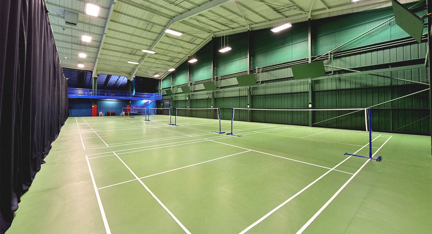 David Lloyd Coventry Badminton