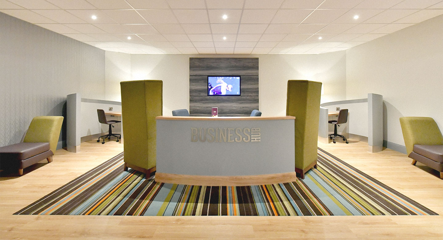David Lloyd Coventry Business Hub