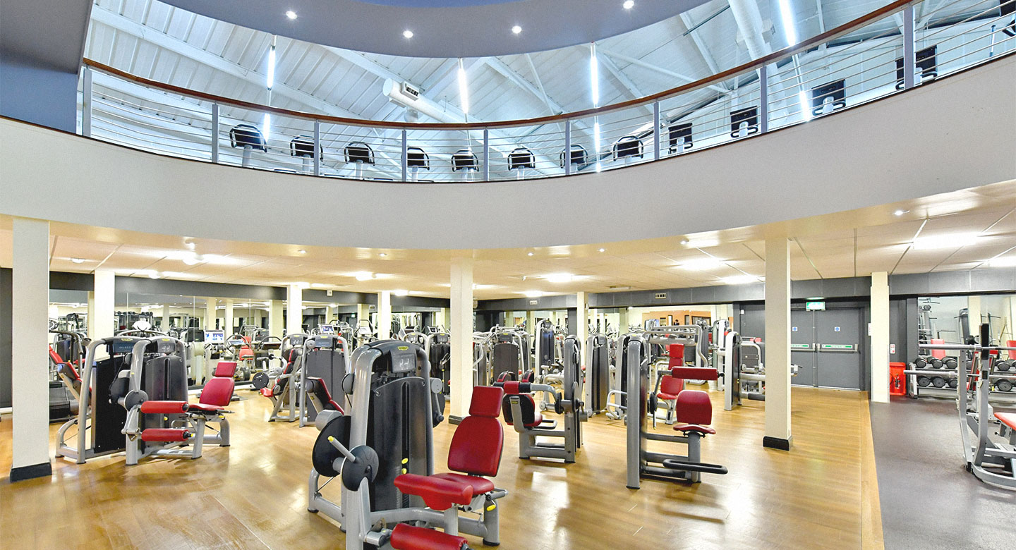 David Lloyd Coventry Gym