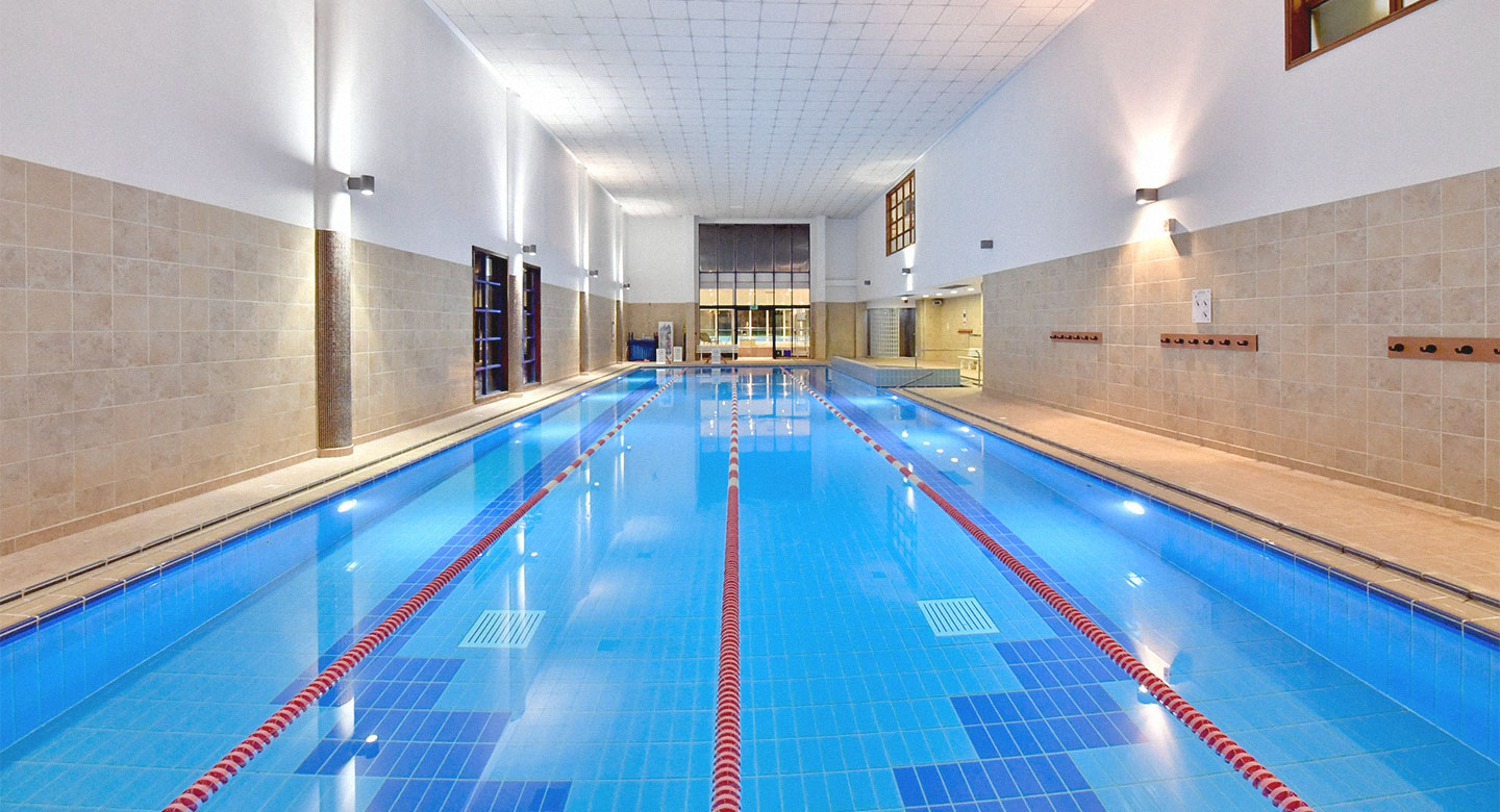 David Lloyd Coventry Indoor Pool