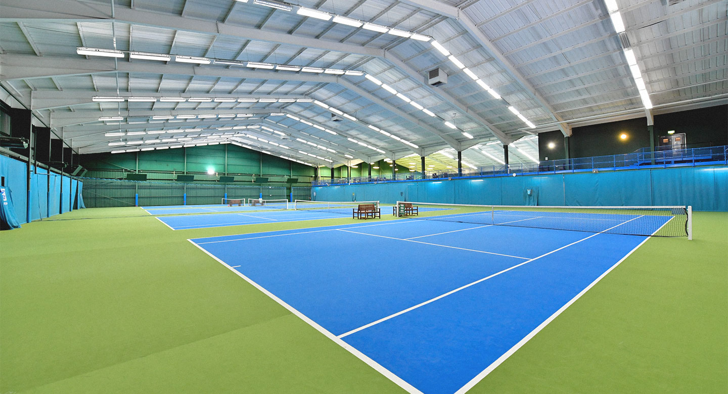 David Lloyd Coventry Indoor Tennis