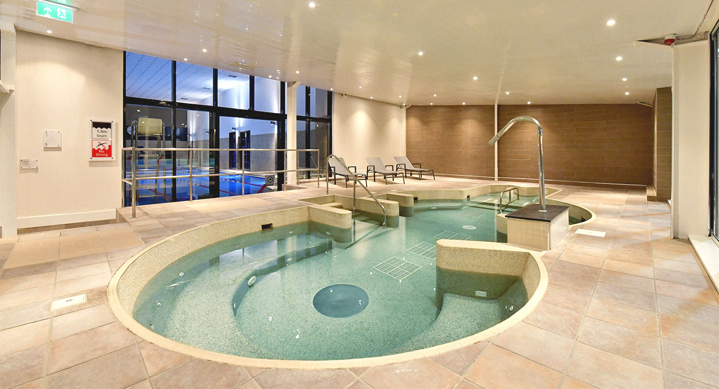 David Lloyd Coventry Whirlpool