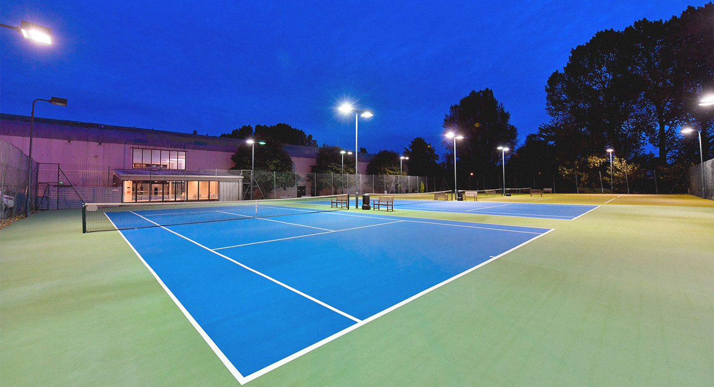 David Lloyd Coventry Outdoor Tennis