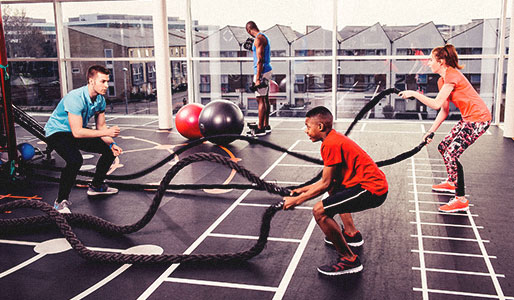 FIT fitness into teens