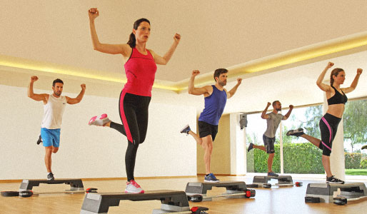 Exercise Classes In Farnham Group Classes David Lloyd Clubs