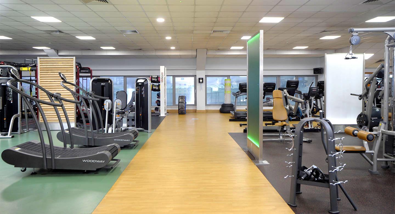 Gym facilities in derby personal training david lloyd for Gimnasio fitness club