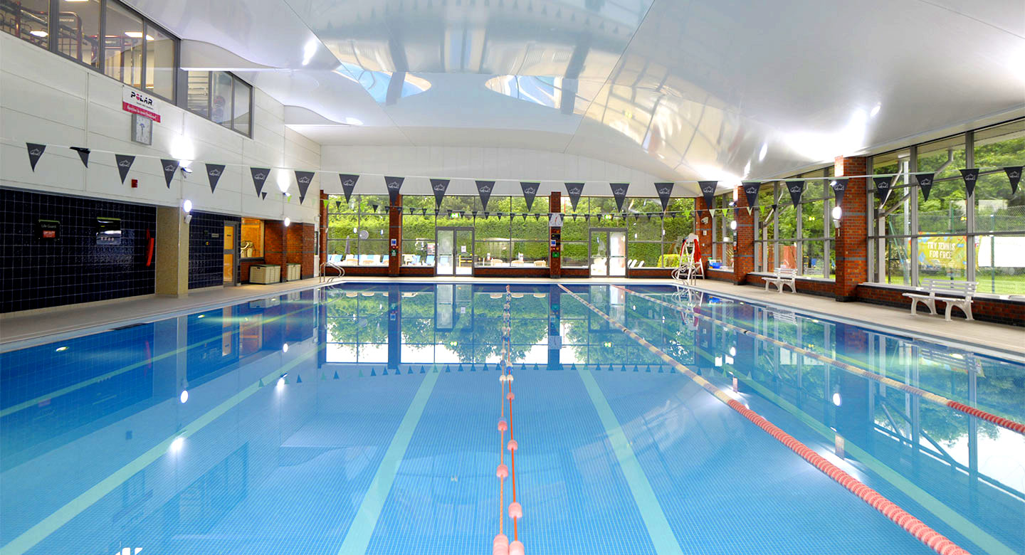 Derby Indoor pool