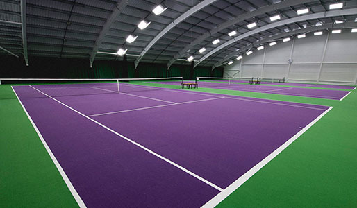 Glasgow rouken glen tennis