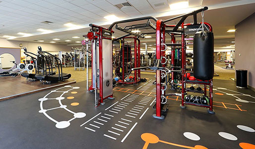Glasgow west end gym