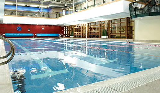 Trafford city pool