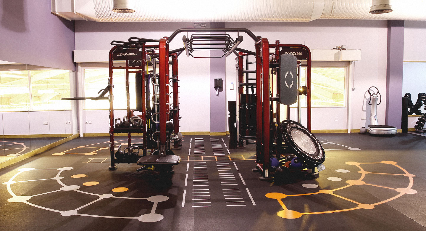 David Lloyd Dudley SYNRGY gym
