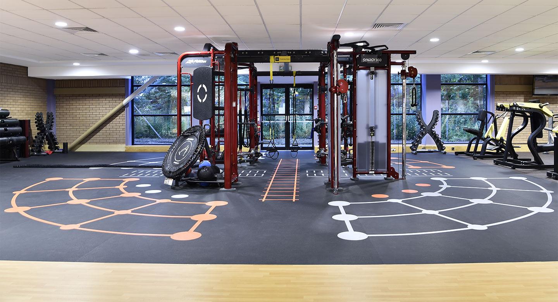 David Lloyd Dundee Gym