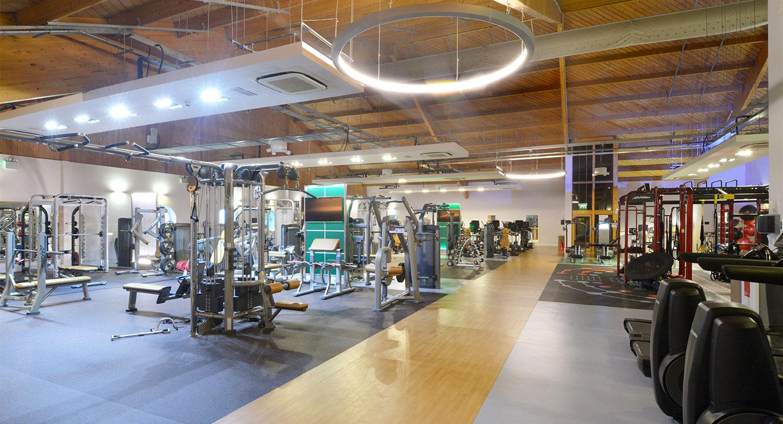 Gym in eastbourne eastbourne club details david lloyd for Club gimnasio