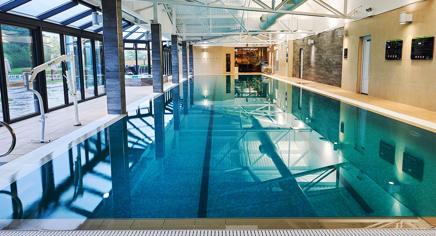 David Lloyd Enfield indoor pool