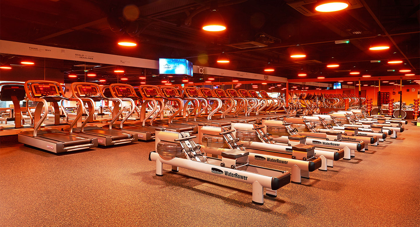 David Lloyd Enfield Orangetheory