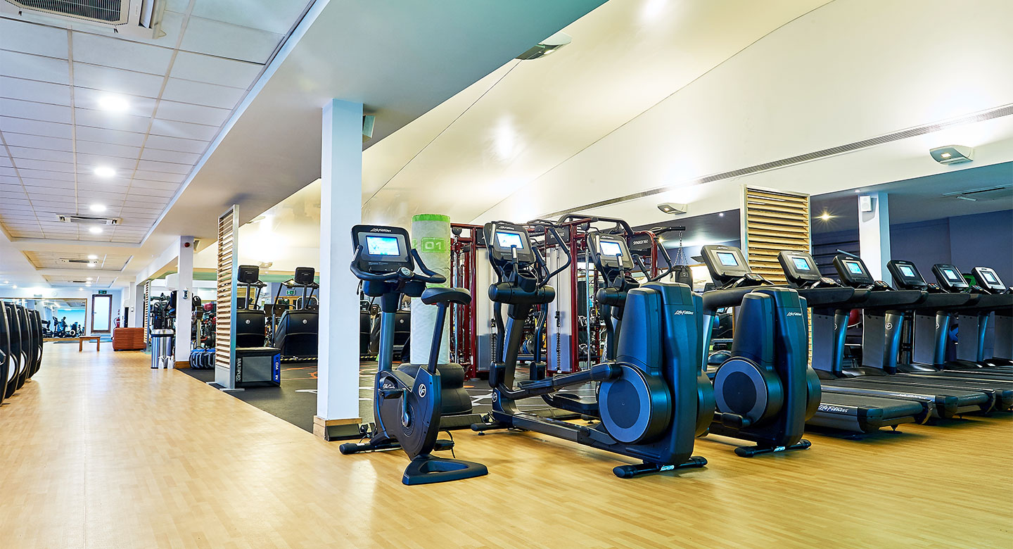 David Lloyd Finchley gym
