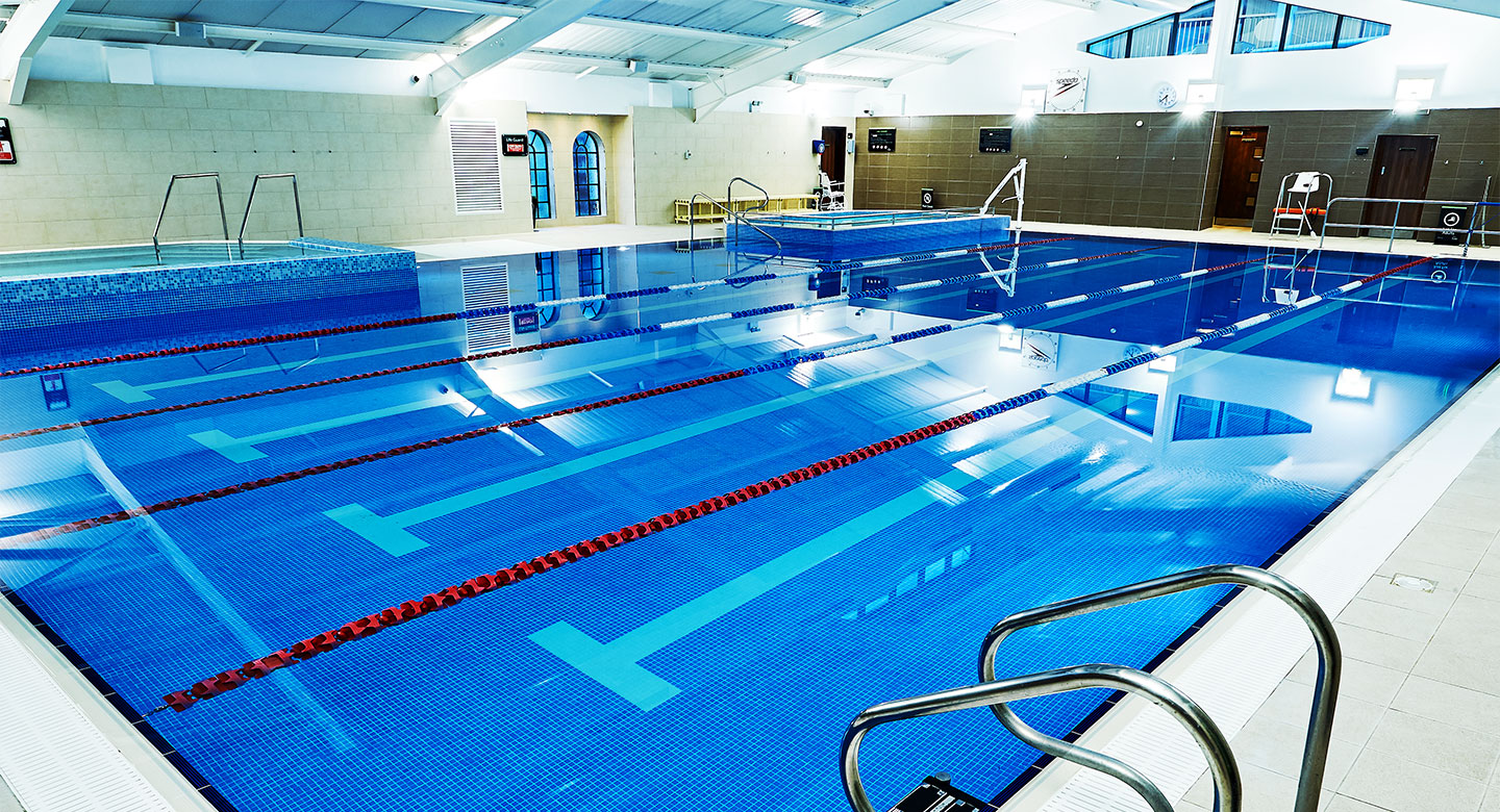 David Lloyd Finchley indoor pool