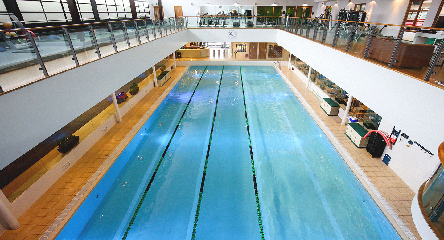 Hampton indoor pool