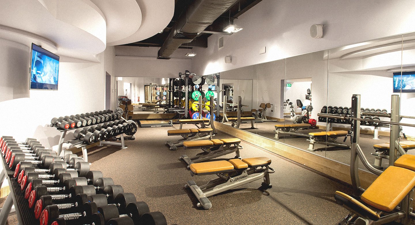 David Lloyd Harrogate Gym