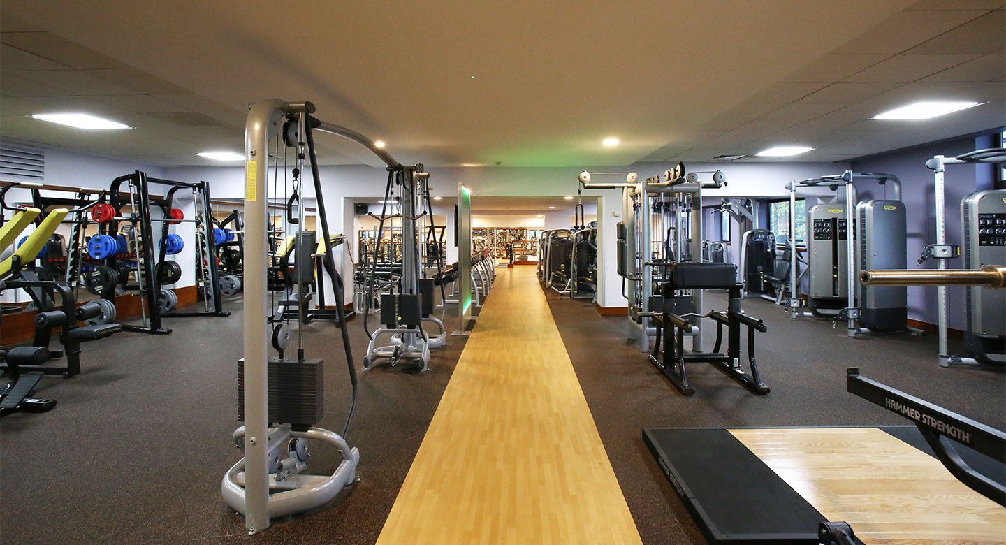 Kidbrooke Village gym