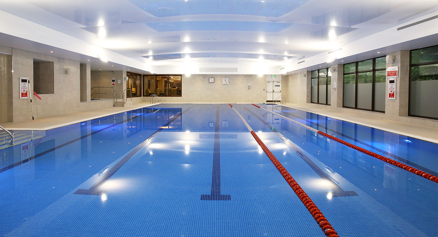 Kidbrooke Village indoor pool