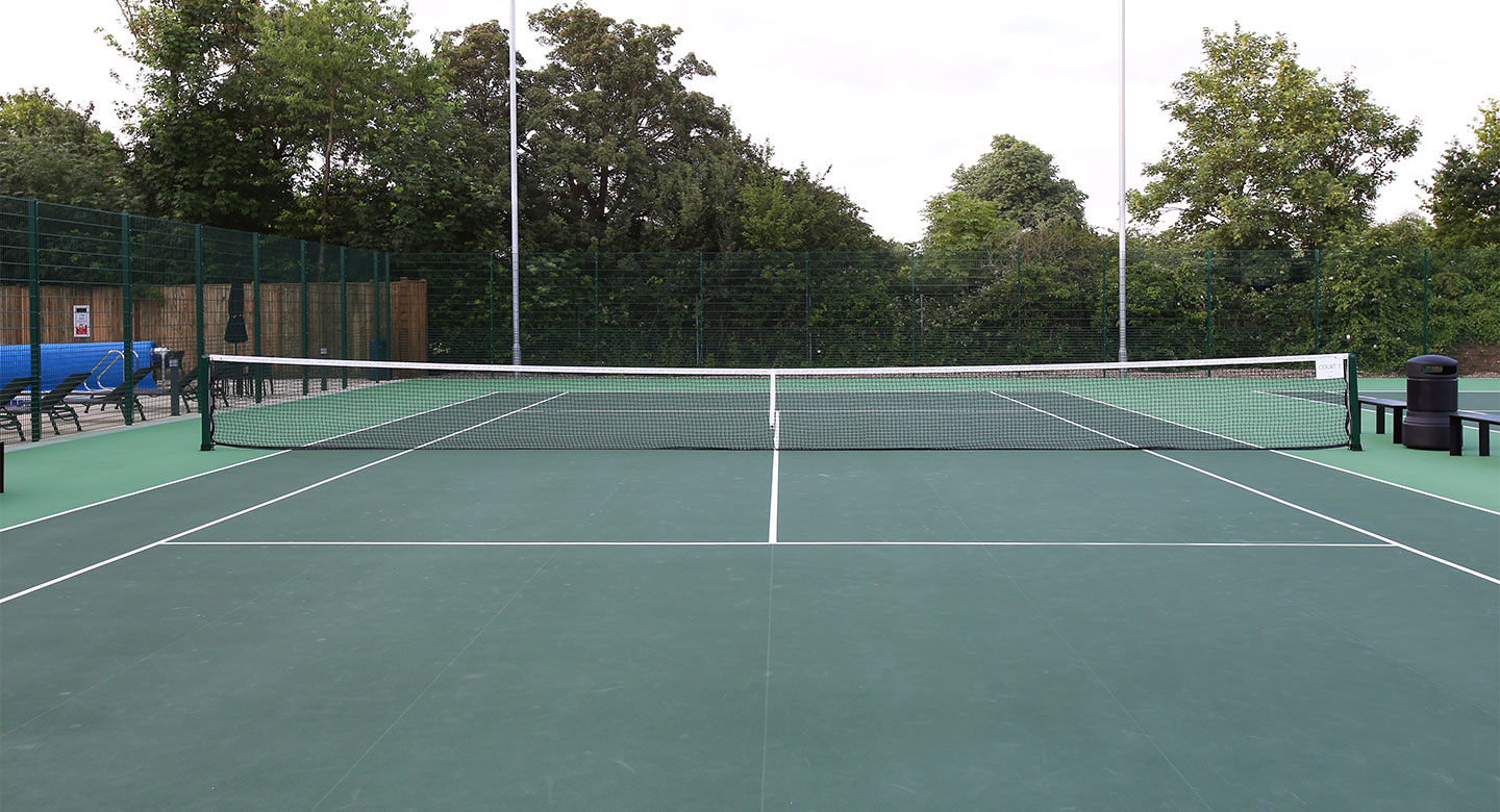 Kidbrooke Village outdoor tennis