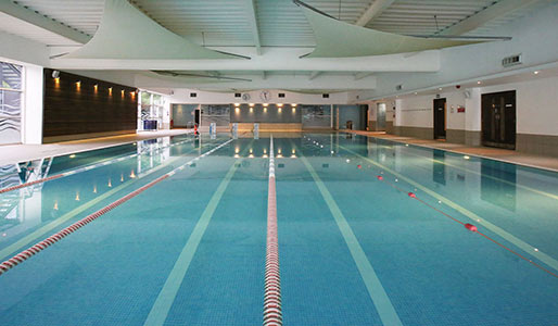Kings Hill indoor pool