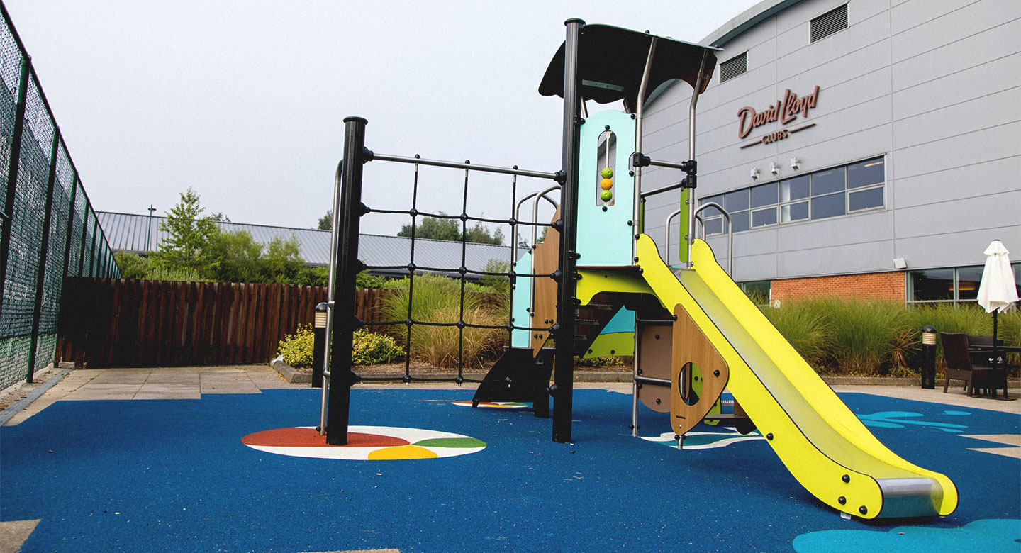 David Lloyd Kings Hill Outdoor play
