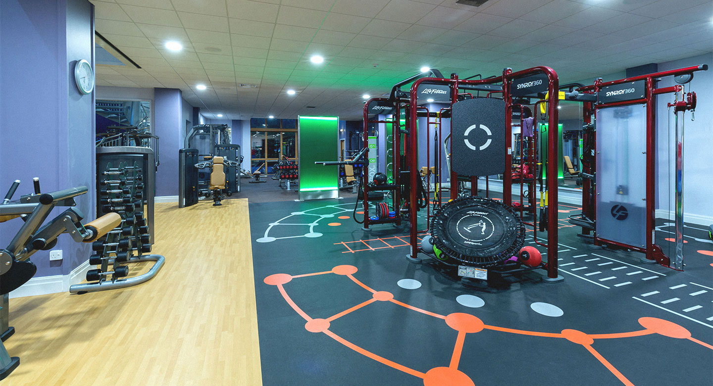 David Lloyd Lincoln Gym