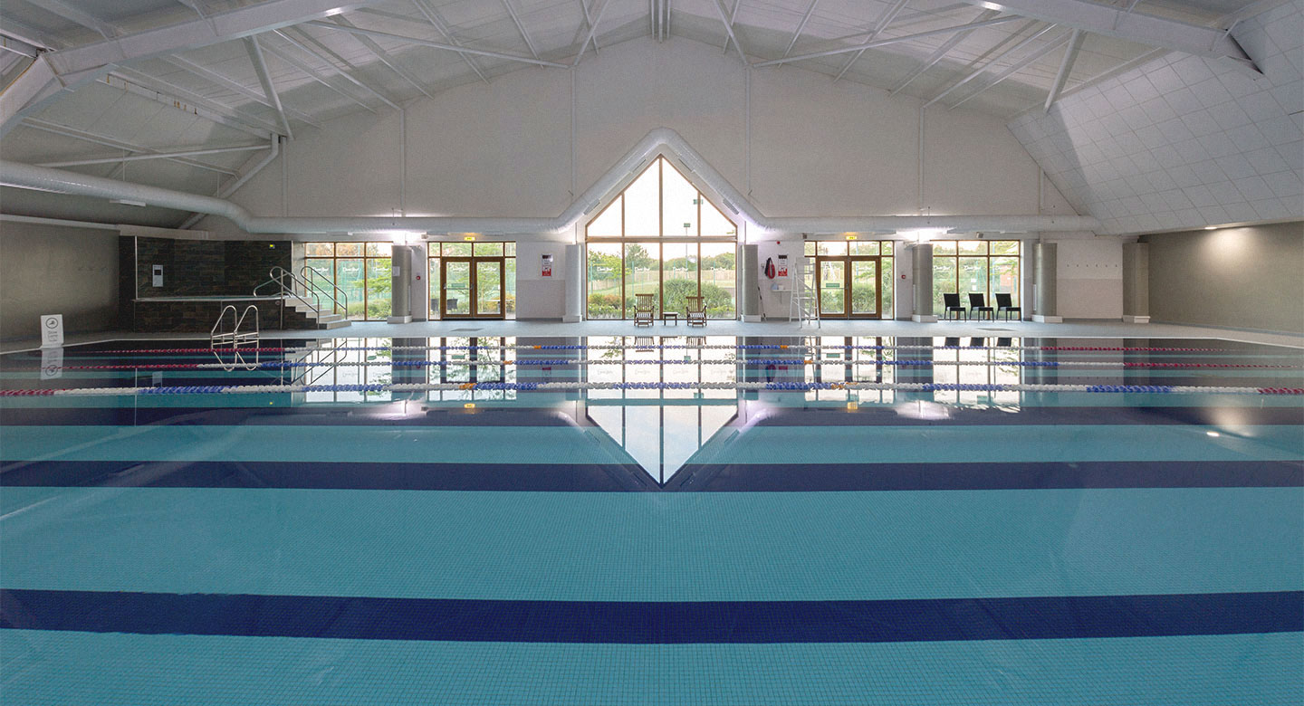David Lloyd Lincoln Indoor pool
