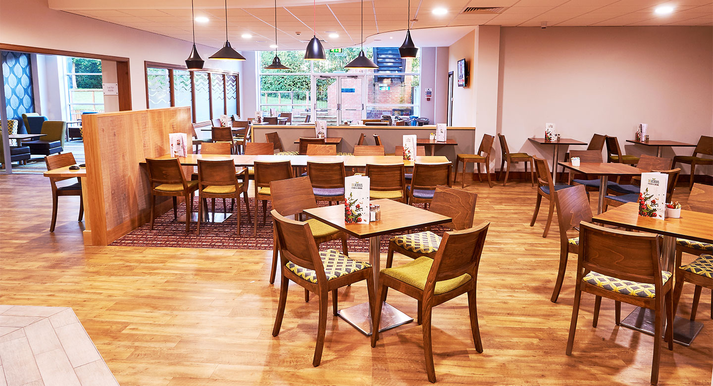 David Lloyd Luton cafebar