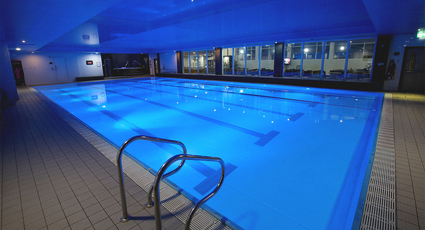 David Lloyd Maidenhead indoor pool