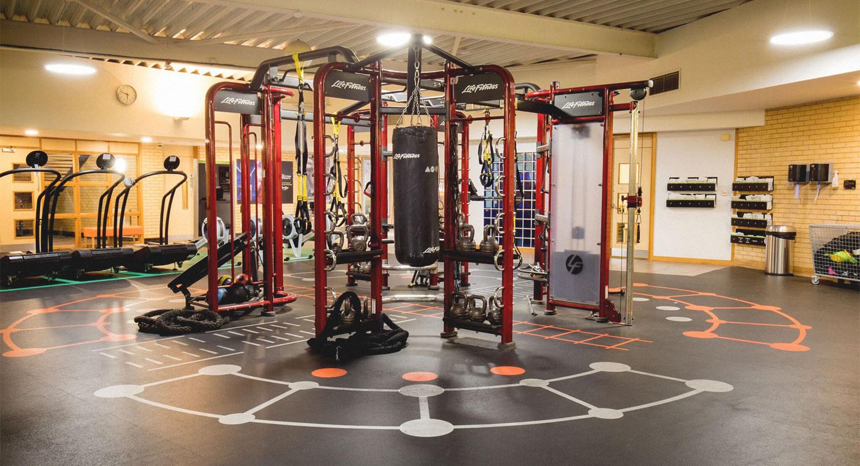 La Fitness Milton Keynes Willen Lake Gym Zen