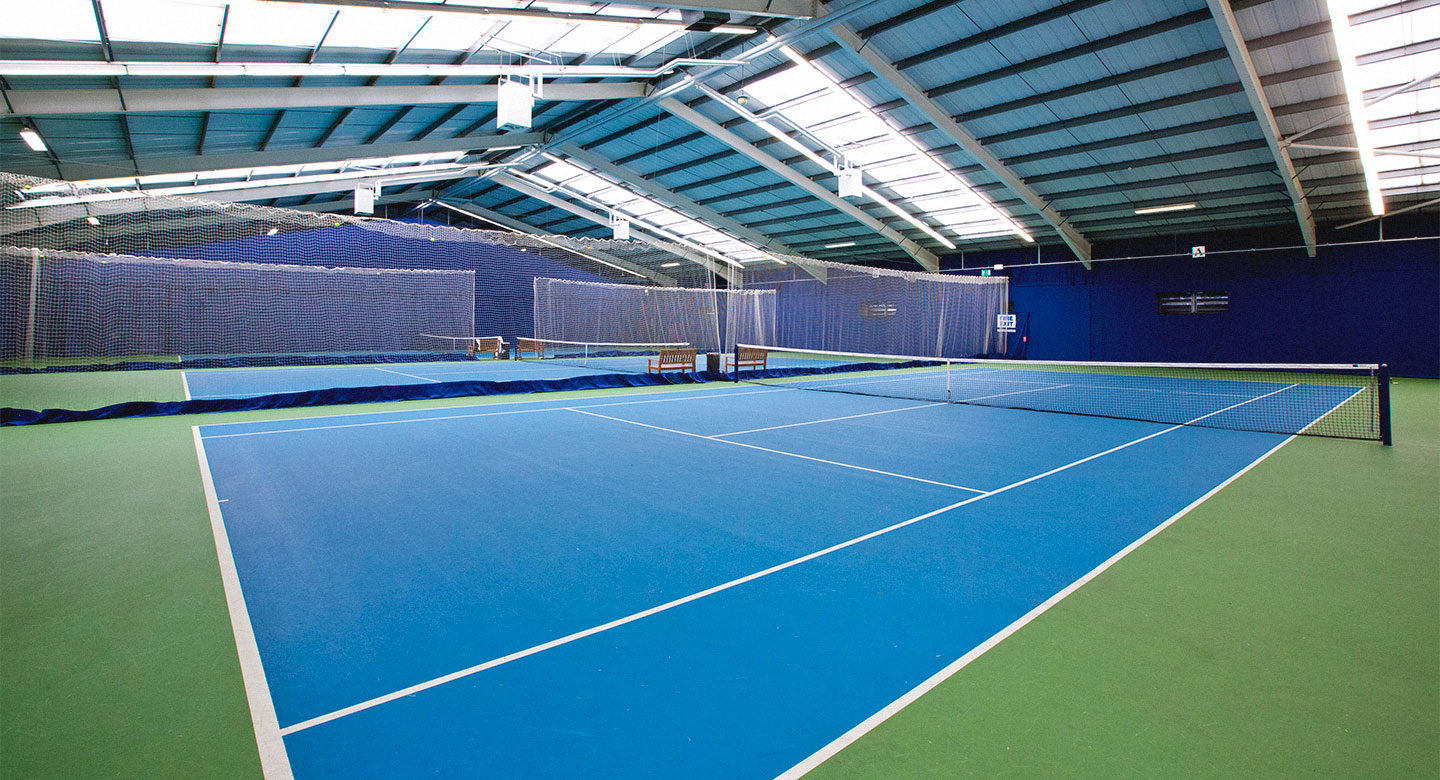 David Lloyd Manchester North Indoor Tennis