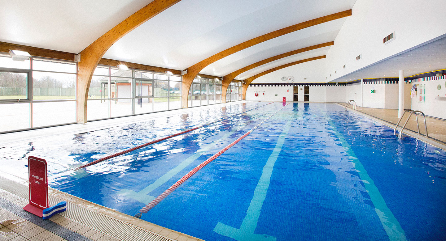 David Lloyd Manchester North Indoor Pool