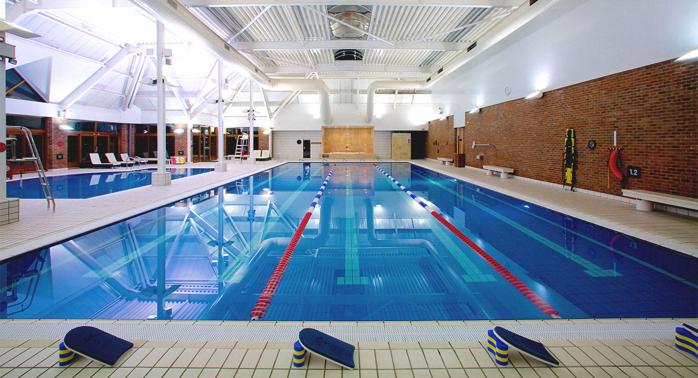 David Lloyd Northwood Indoor Pool