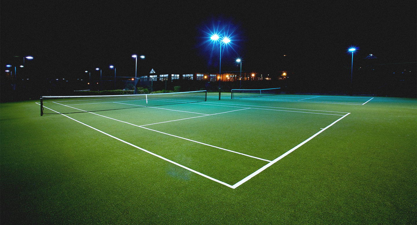 David Lloyd Northwood Outdoor Tennis
