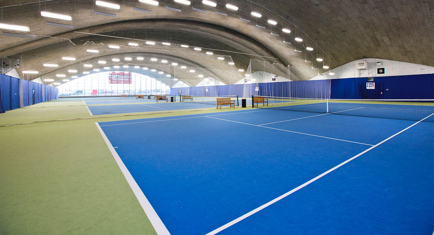 David Lloyd Norwich Indoor Tennis