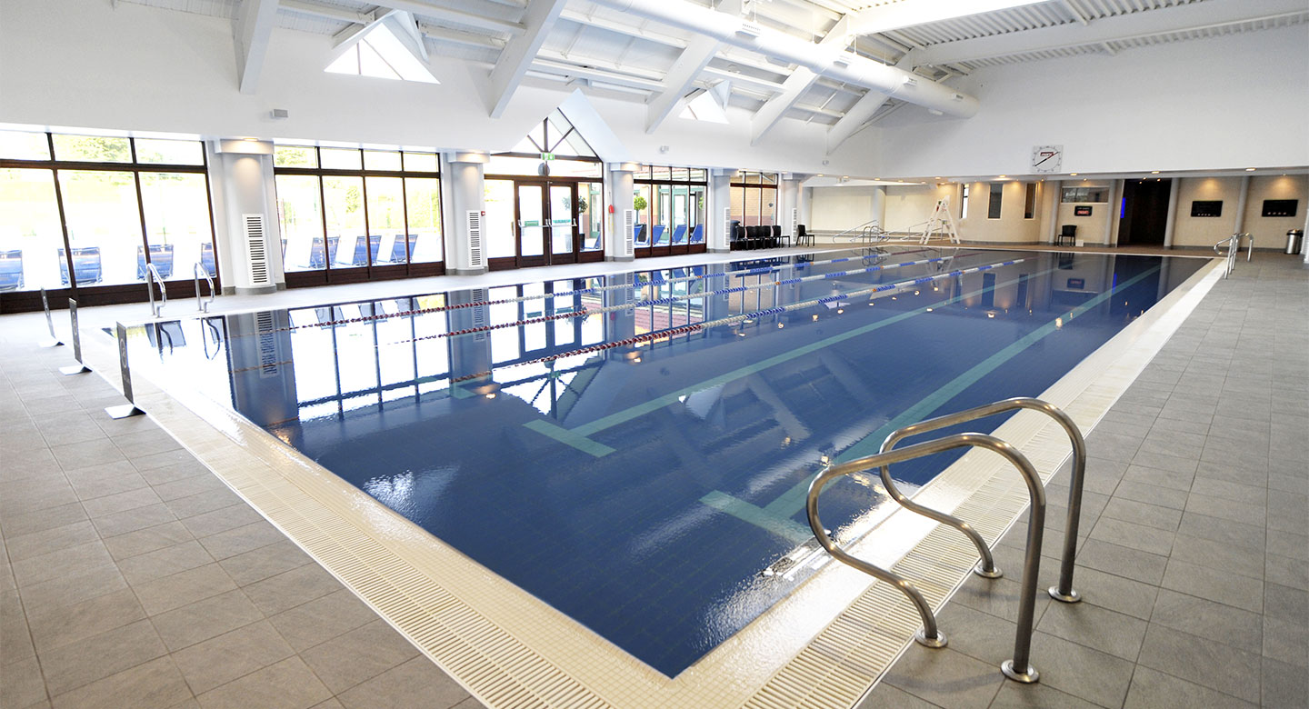Nottingham West Bridgford indoor pool