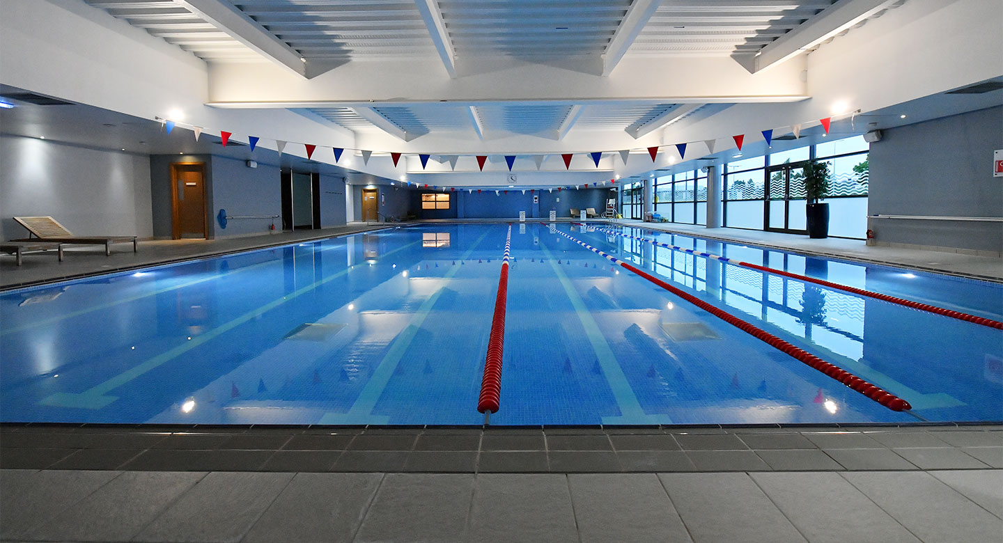 David Lloyd Oxford pool